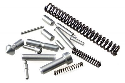 1911 Rebuild Kit Stainless & Black Nitride