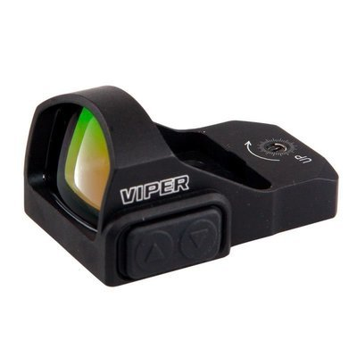 Vortex - Viper Red Dot Optic Plus: Free Magpul Glock Magazine