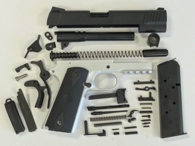 1911 80% Tactical Build Kit Caliber .45 ACP