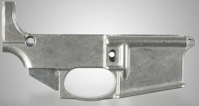 Forged 80% AR-15 223 Lower Receiver
