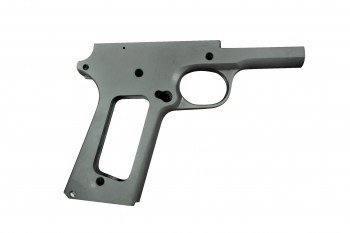 1911 80% Steel Frame used for the following builds: 9mm - 10mm - 40S&W - 38Super - Clark Cut