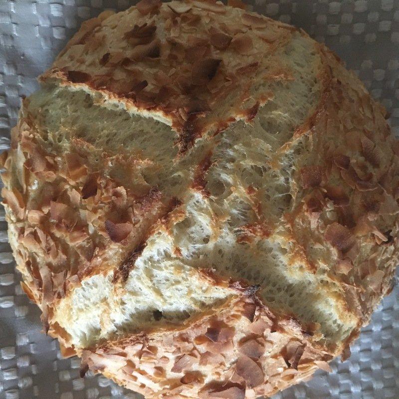 Coconut Sourdough