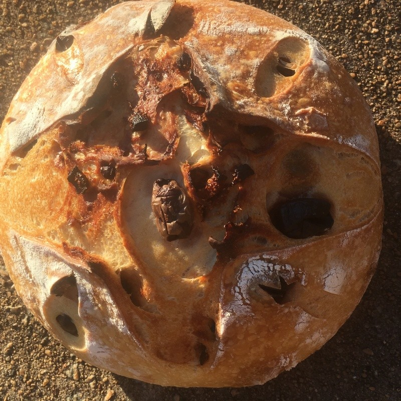Olive Fig Loaf