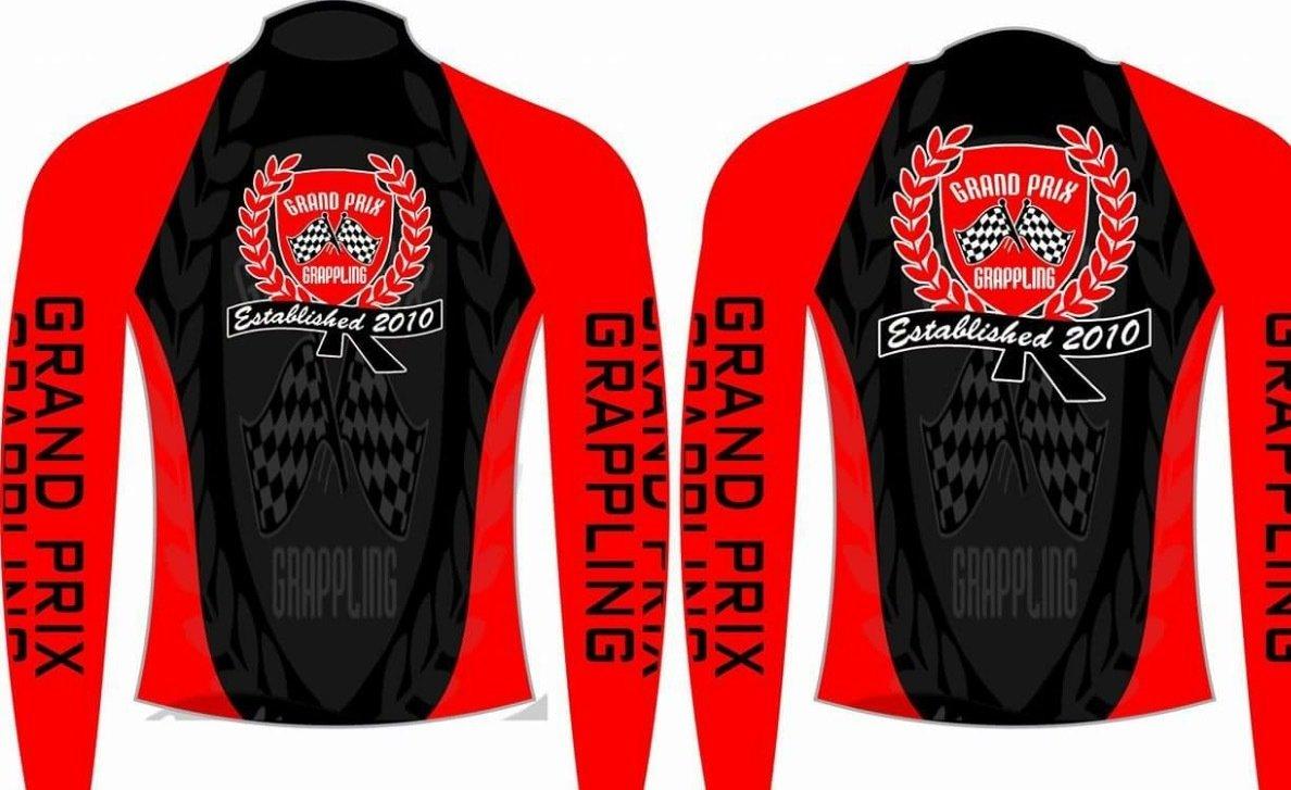 Grand Prix Rashguard GPRASHG