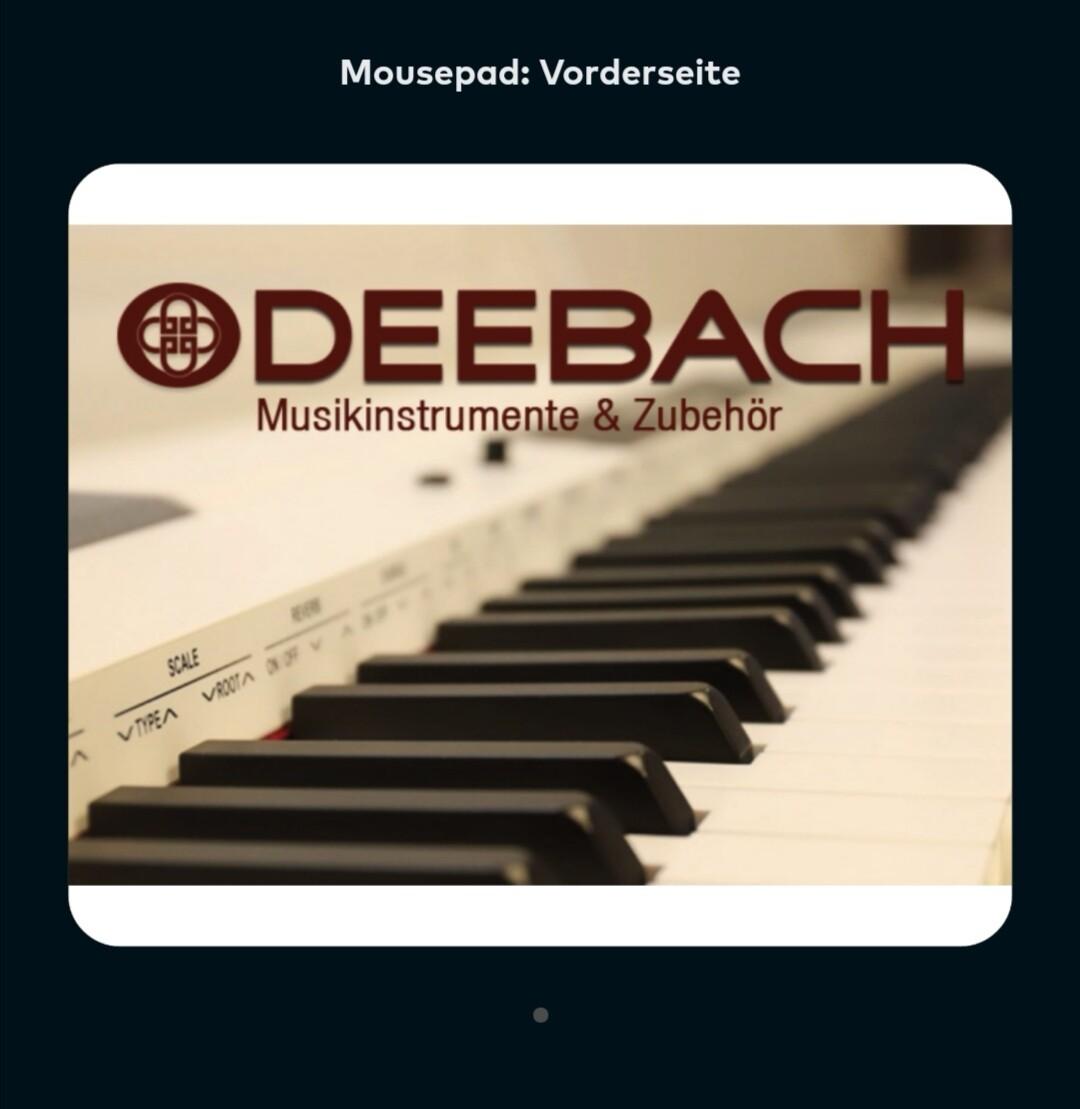 Deebach Mousepad