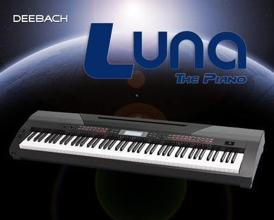 Luna Stage Piano