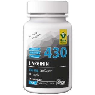L-Arginin - Kapseln