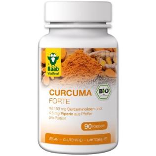 Bio Curcuma Forte - Kapseln