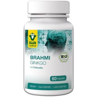 Bio Brahmi - Ginkgo – Kapseln 0086