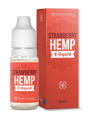 Harmony-Strawberry 100mg und 300 mg CBD