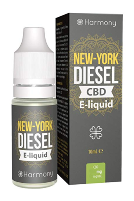 Harmony – New-York Diesel 100mg und 300 mg CBD