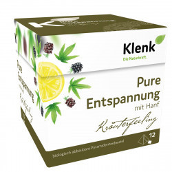 Franchise / Klenk - Pure Entspannung mit Hanf