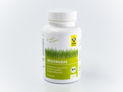Bio Weizengras - Kapseln