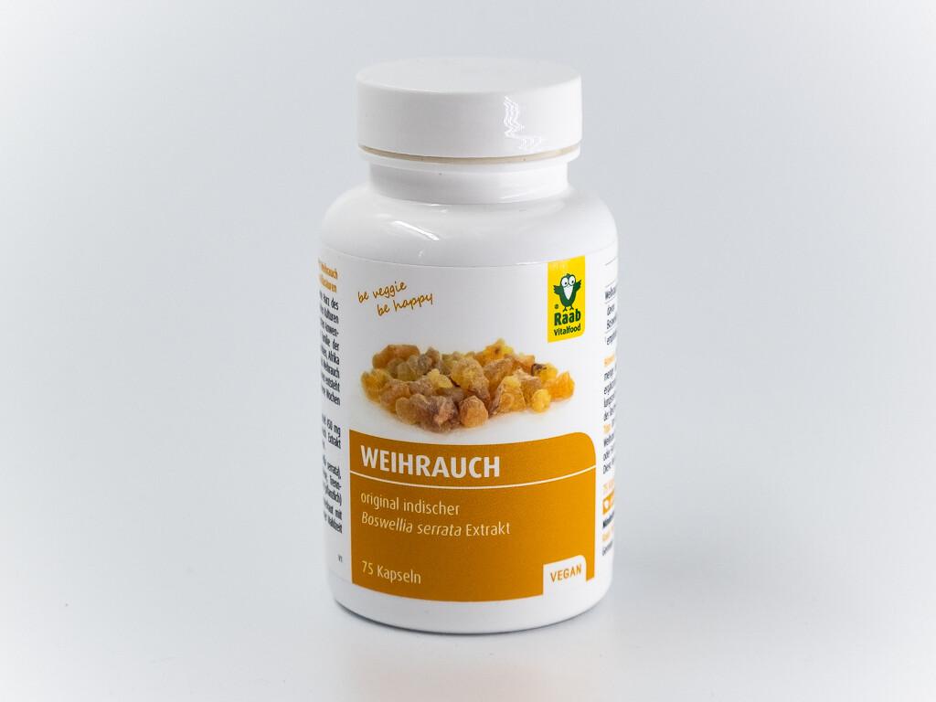 Weihrauch - Kapseln