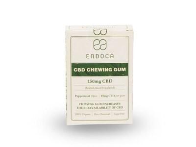 Endoca – CBD Kaugummi (150mg CBD)
