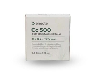 Enecta - CBD Cc Kristalle 0,5/1g