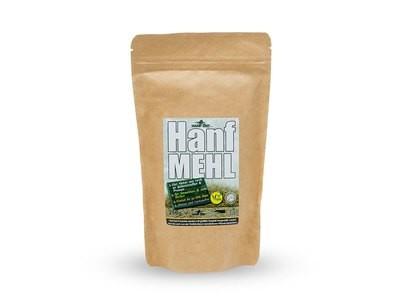 Hanf-Zeit - Hanfsamen Mehl 250g