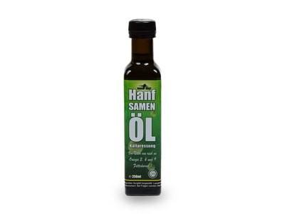Hanf-Zeit – Hanfsamen Öl 250ml