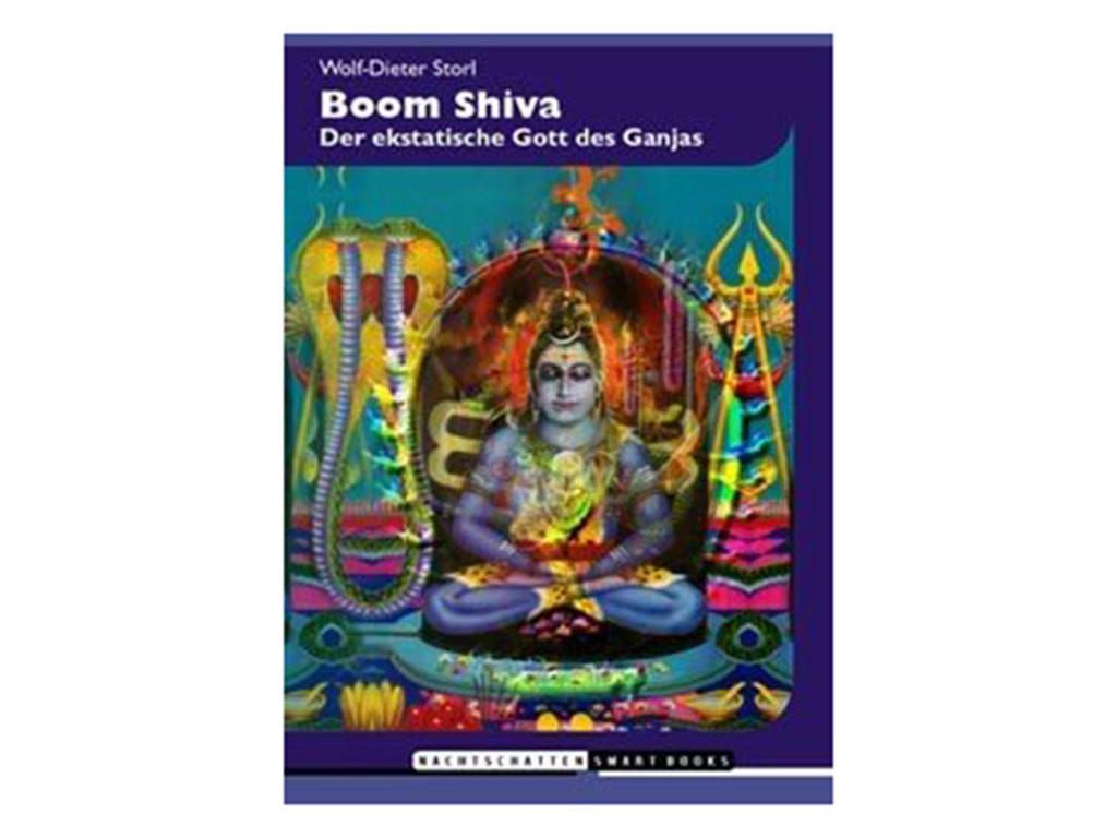 Boom Shiva - Gott des Ganjas