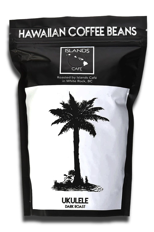 8 oz. Ukulele Dark Roasted Hawaiian Coffee