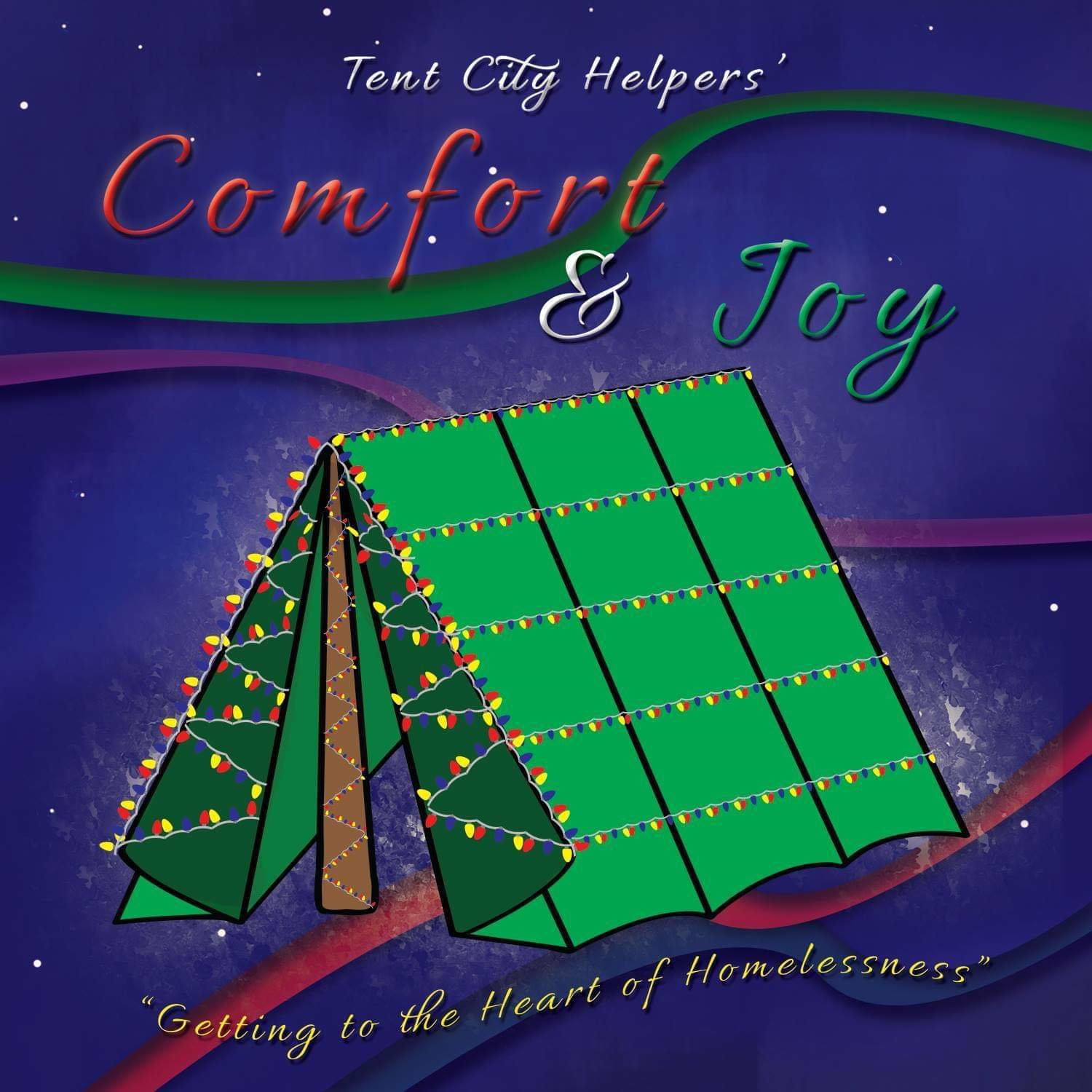 Comfort and Joy CD