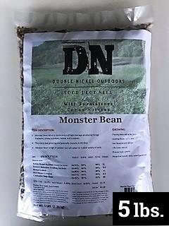 Monster Bean Seed 5lb Bag