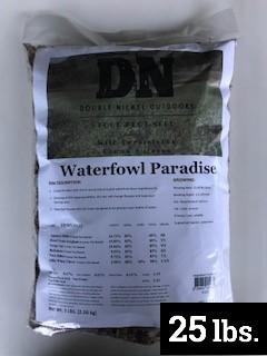 Waterfowl Paradise Seed 25lbs