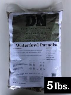 Waterfowl Paradise Seed 5lbs