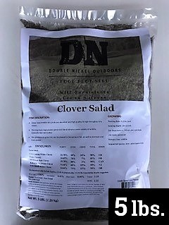 Clover Salad Seed 5lb Bag