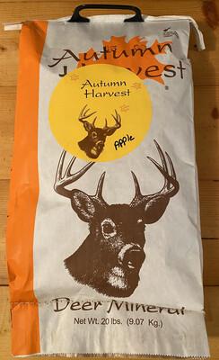 Autumn Harvest Deer Mineral