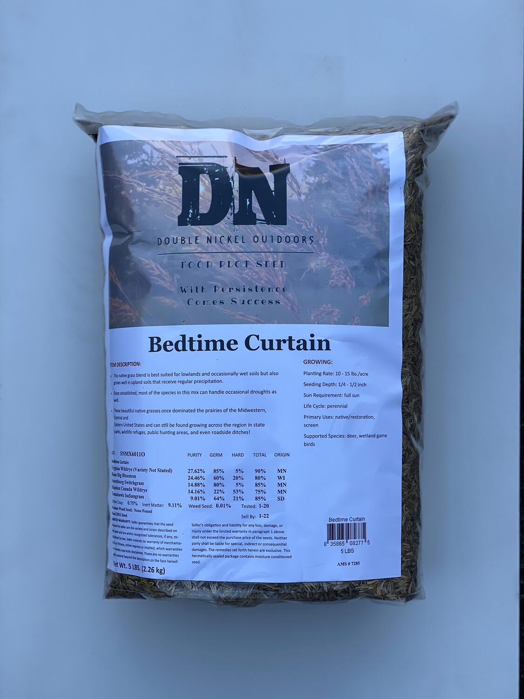 Bedtime Curtain Seed 5lb Bag