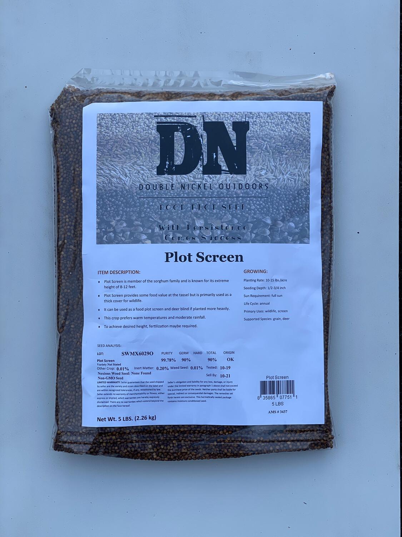 Plot Screen Seed 5lbs