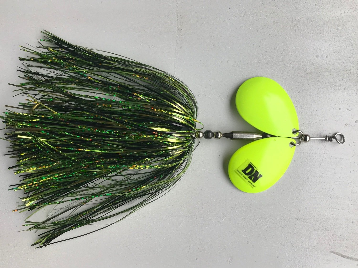 Double #8 Blade Bucktail