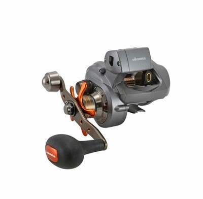 Okuma Coldwater 350 Low Profile Linecounter Reel