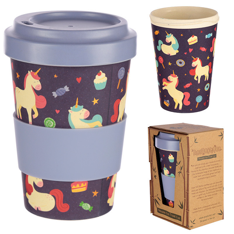 Bambootique Eco Friendly Travel Cup/Mug