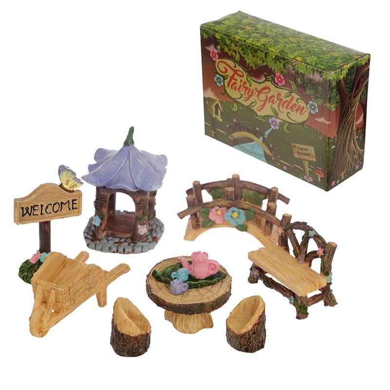Magical Flower Fairy Garden Kit