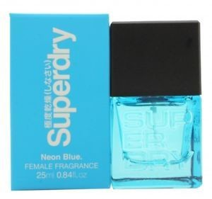 Superdry Neon Blue Women's Female Perfume 25ml