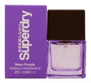 Superdry Neon Purple Women's Female Perfume 25ml