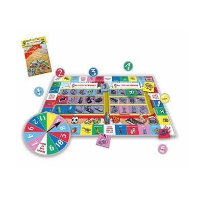 Toy Exchange Game