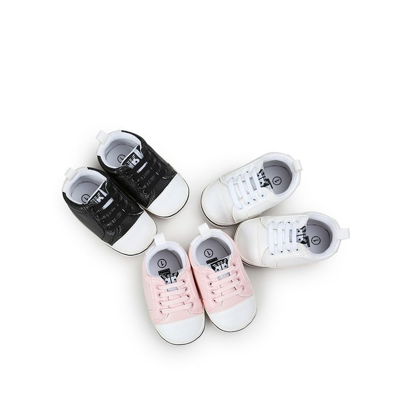Comfortable Lace Up Unisex First Walkers Shoes