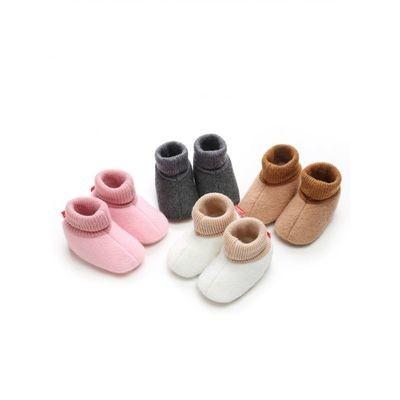 Fleece-lined Sock Boots