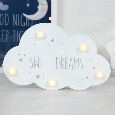 SWEET DREAMS LED CLOUD