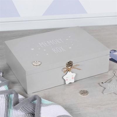 DREAM BIG MEMORY BOX