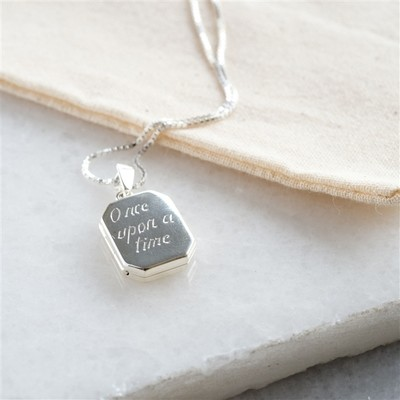 Once Upon A Time Locket Necklace