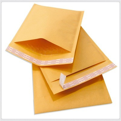 Gold Padded Bubble Envelope E/2 Size 220mm x 260mm + 40mm