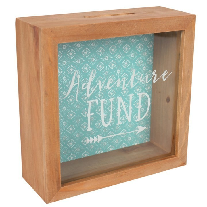 BOHO BANDIT ADVENTURE MONEY BOX