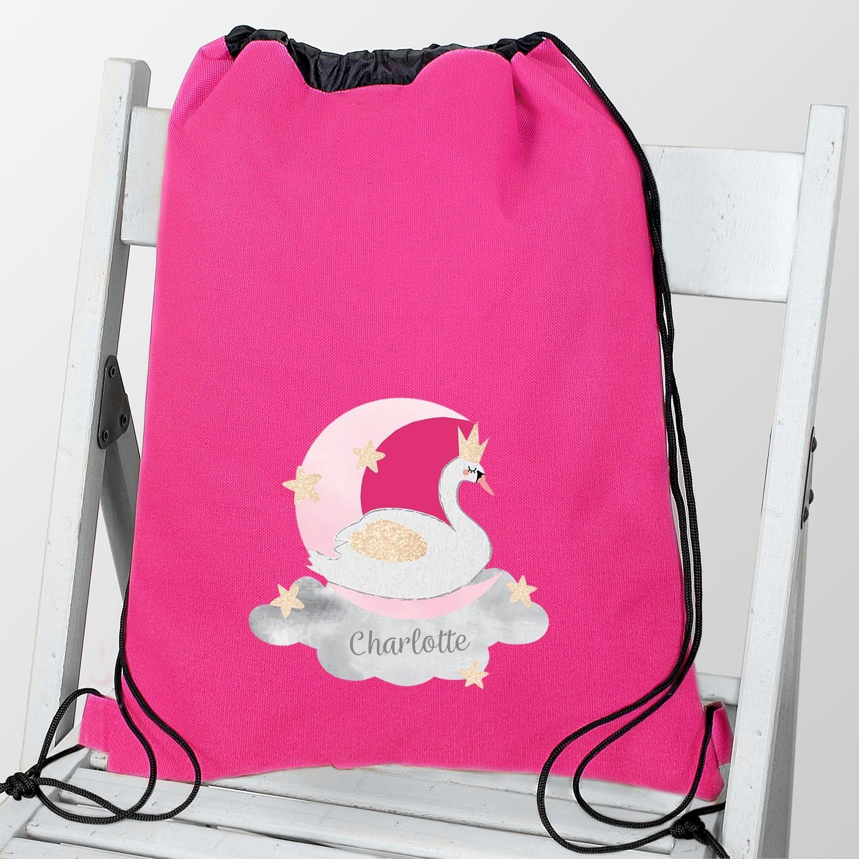 Personalised Swan Lake Swim & Kit Bag