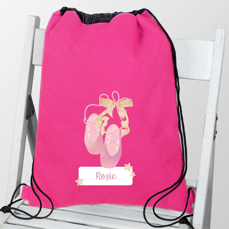 Personalised Swan Lake Ballet Swim & Kit Bag