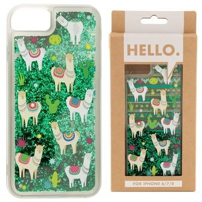 iPhone 6/7/8 Phone Case - Llama Design