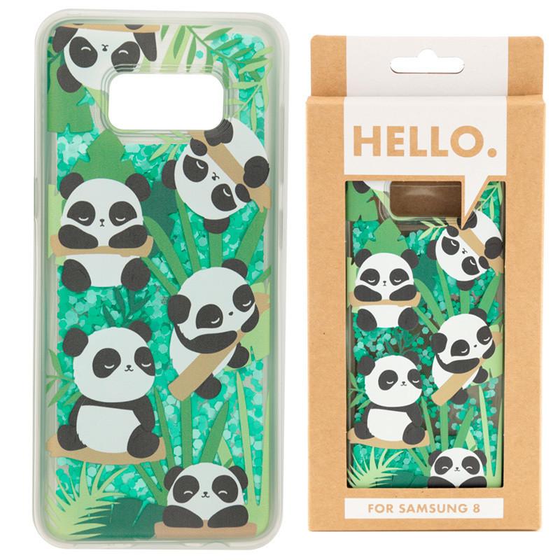 Samsung 8 Phone Case - Panda Design